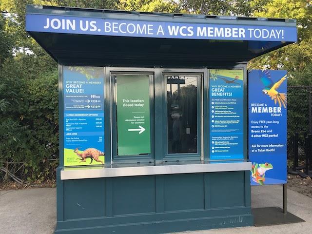 WCS Membership入会ブース