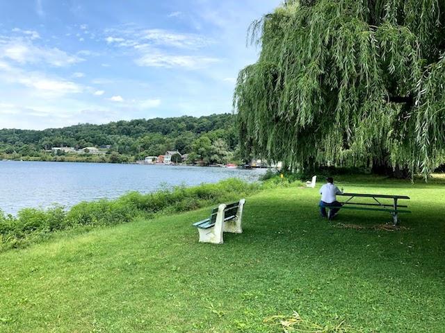 Cayuga Lake Stewart Park