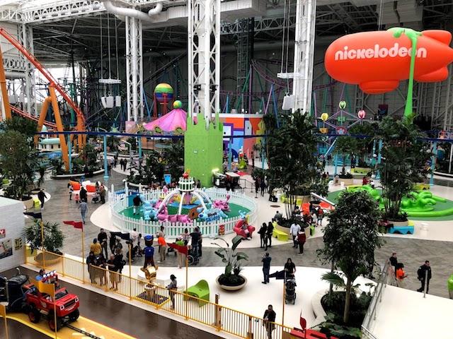 Nickelodeon Universe Theme Park