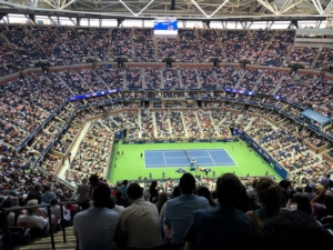 USオープンテニス