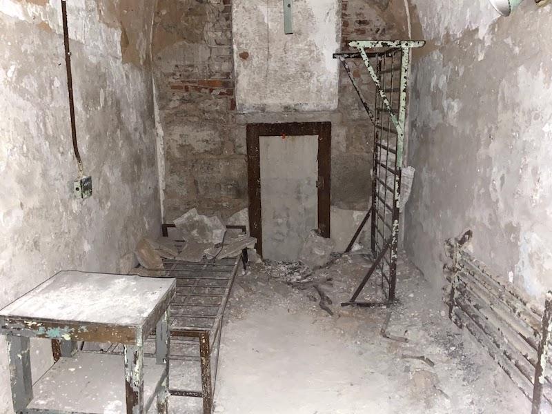 イースタン刑務所の牢屋