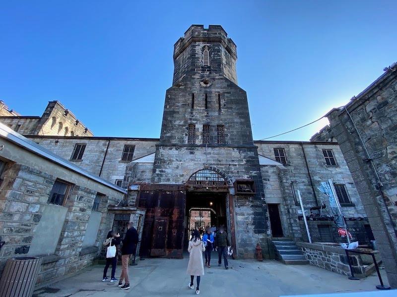 イースタン刑務所の監視塔