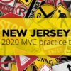 Free New Jersey (NJ) MVC Practice Tests – Updated for 2020